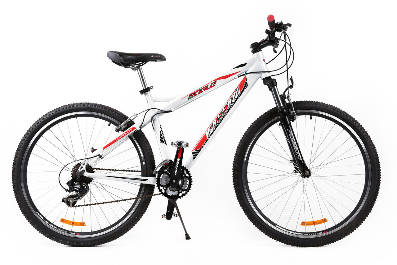 Mountain Bike EAGLE 26 - White/Red