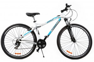 Mountain Bike EAGLE 26 - White/Blue